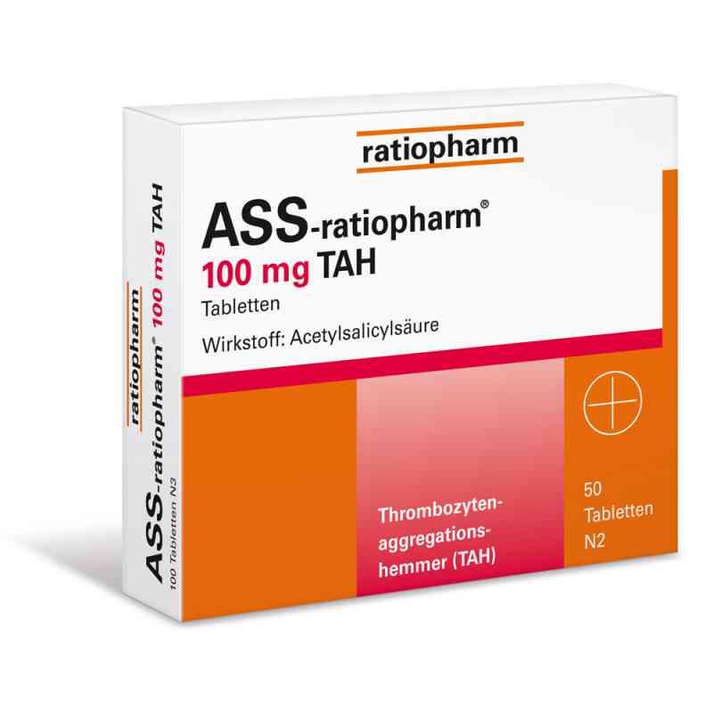 Ass Ratiopharm 100 mg Tah Tabl. zamów na apo-discounter.pl