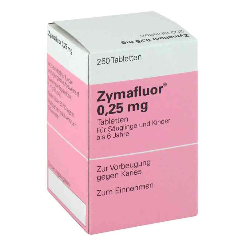 Zymafluor 025 mg tabletki zamów na apo-discounter.pl