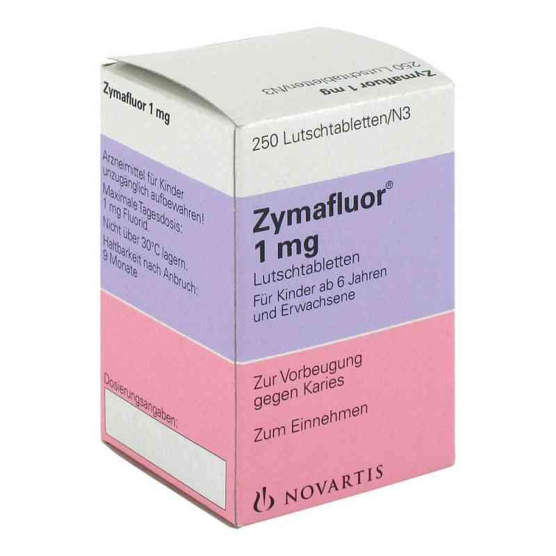 Zymafluor 1 mg tabletki do ssania  zamów na apo-discounter.pl