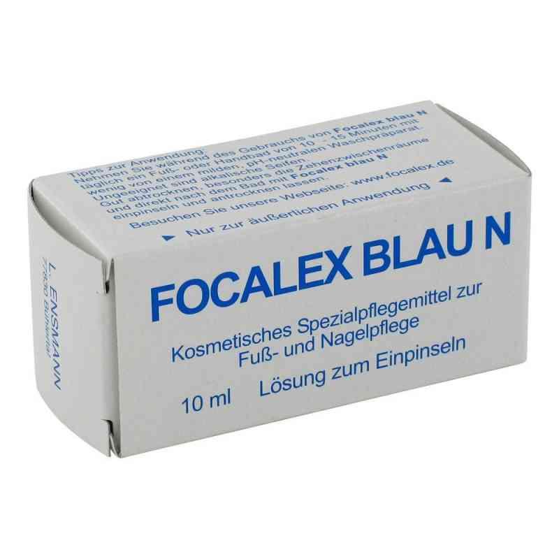 Focalex niebieska tynktura  zamów na apo-discounter.pl