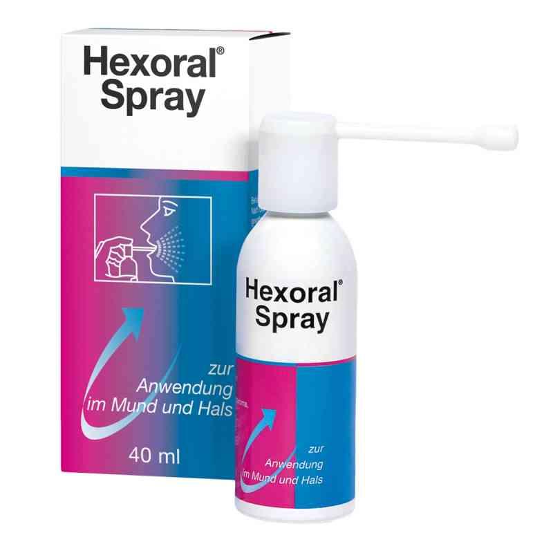 Hexoral Spray  zamów na apo-discounter.pl