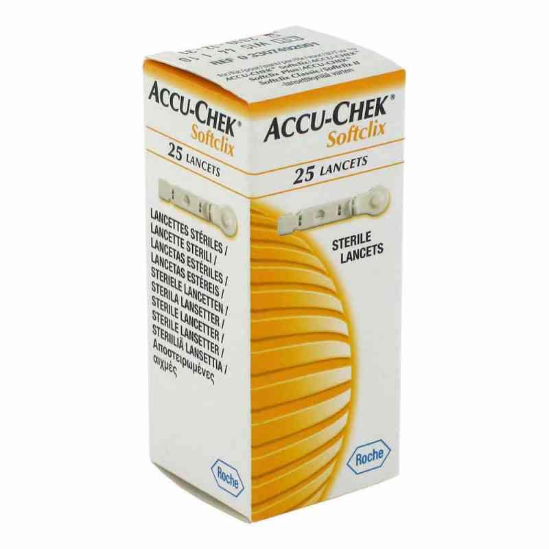 Accu Chek Softclix zestaw lancetów  zamów na apo-discounter.pl