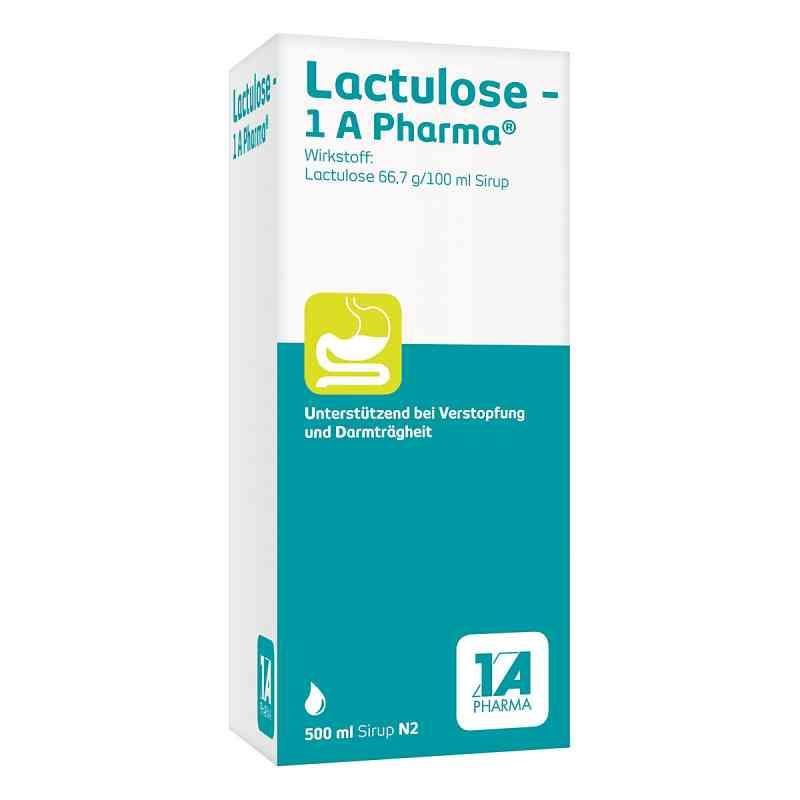 Lactulose 1a Pharma Sirup  zamów na apo-discounter.pl