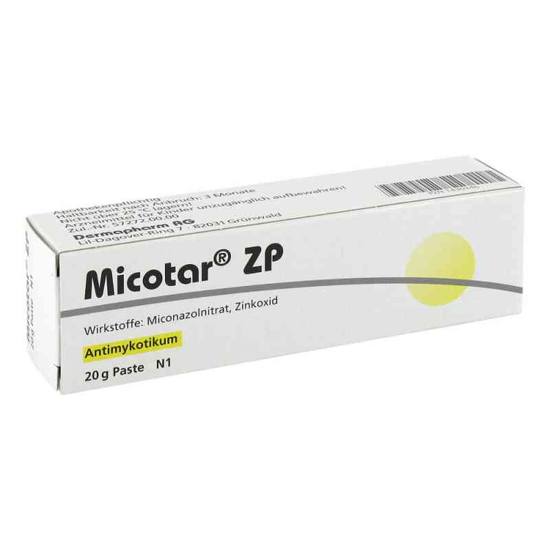 Micotar Zp Paste  zamów na apo-discounter.pl