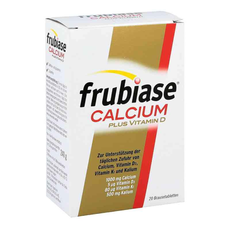 Frubiase Wapń +witamina D tabletki musujące zamów na apo-discounter.pl