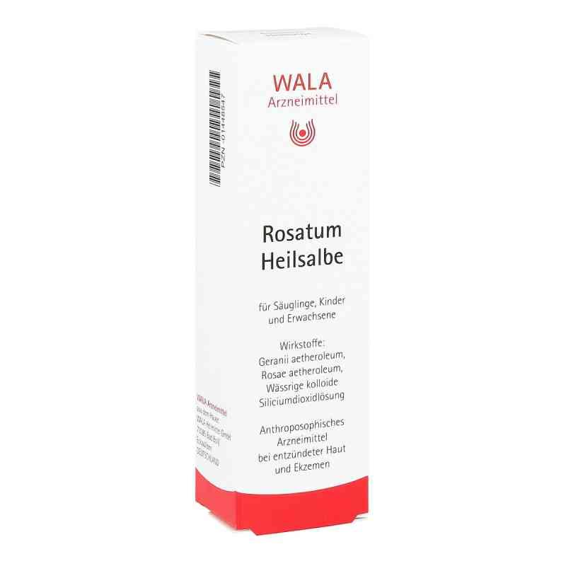 Rosatum Heilsalbe zamów na apo-discounter.pl