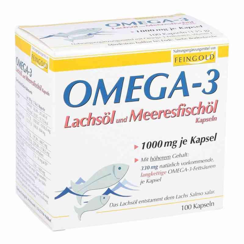 Omega 3 z łososia w kapsułkach  zamów na apo-discounter.pl