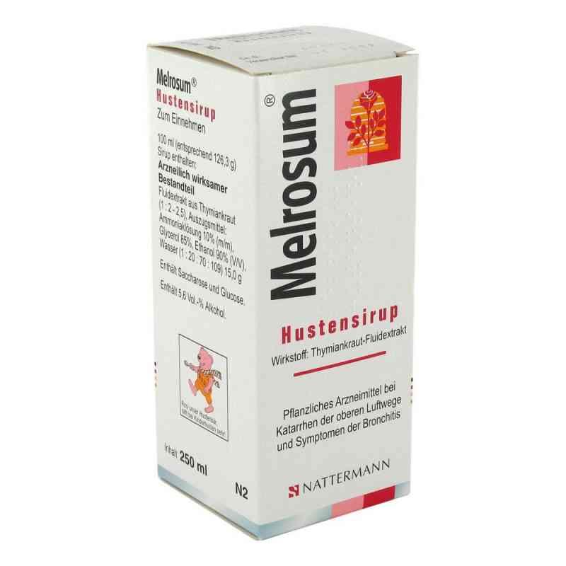 Melrosum Hustensirup zamów na apo-discounter.pl