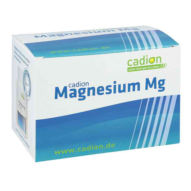 Cadion Magnesium Mg Granulat Beutel zamów na apo-discounter.pl