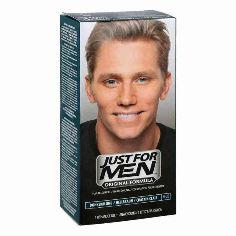 Just for Men szampon koloryzujący jasny brąz  zamów na apo-discounter.pl