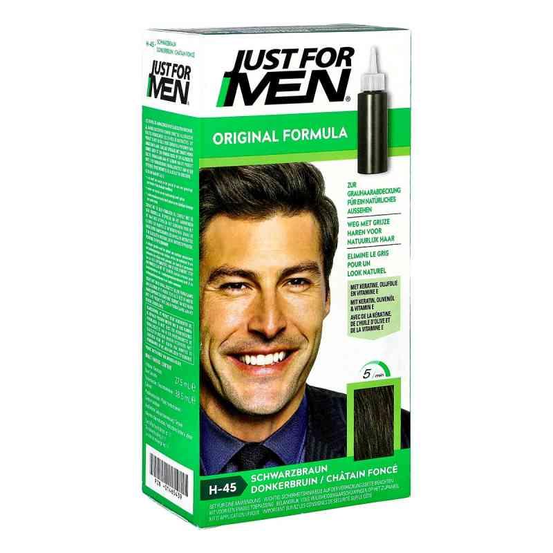 Just for Men szampon koloryzujący ciemny brąz zamów na apo-discounter.pl