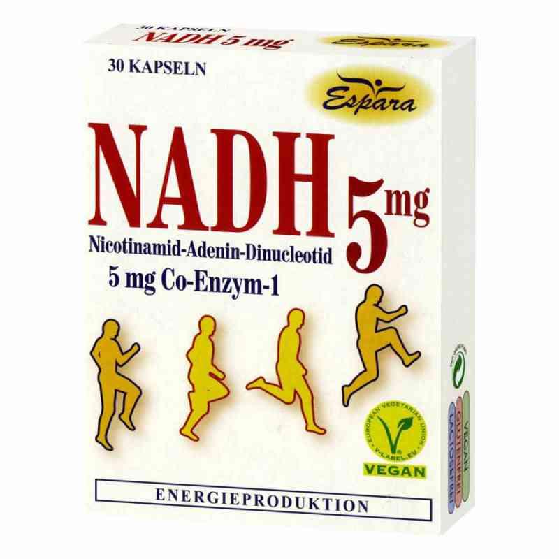 Nadh 5 mg kapsułki  zamów na apo-discounter.pl