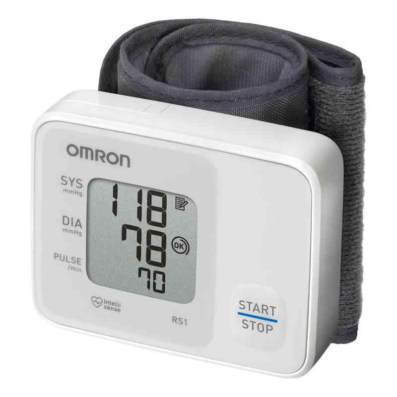 Omron Rs1 ciśnieniomierz nadgarstkowy zamów na apo-discounter.pl