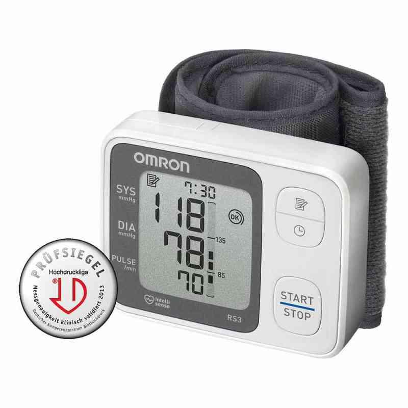Omron RS3 ciśnieniomierz nadgarstkowy  zamów na apo-discounter.pl