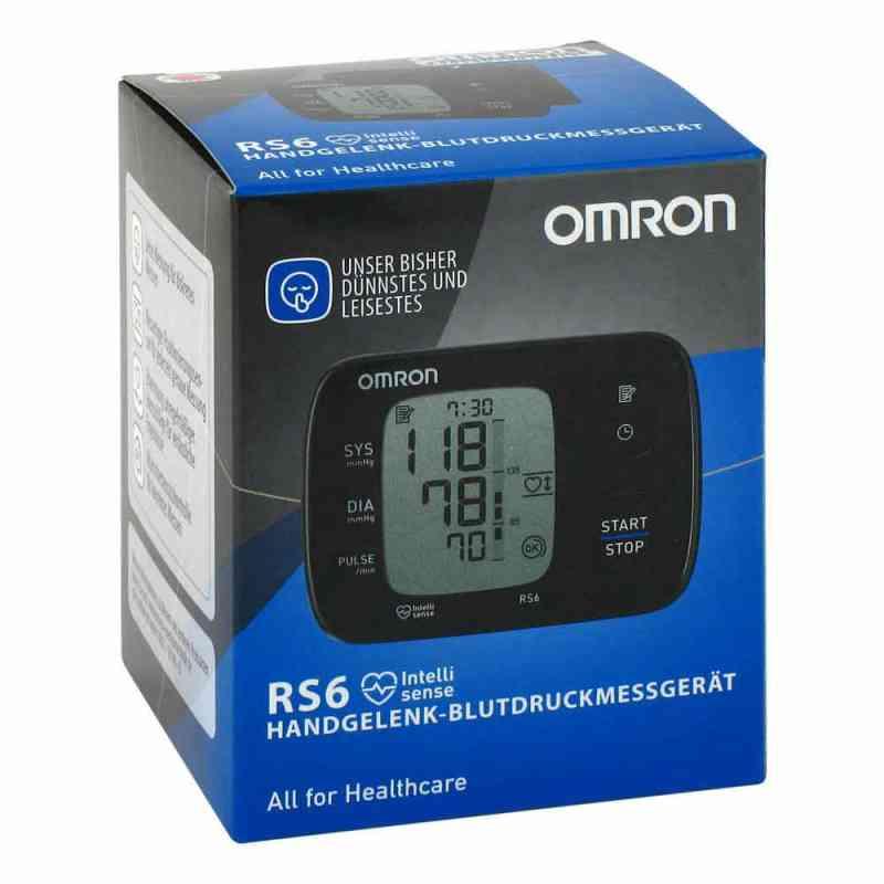 Omron Rs6 ciśnieniomierz nadgarstkowy  zamów na apo-discounter.pl