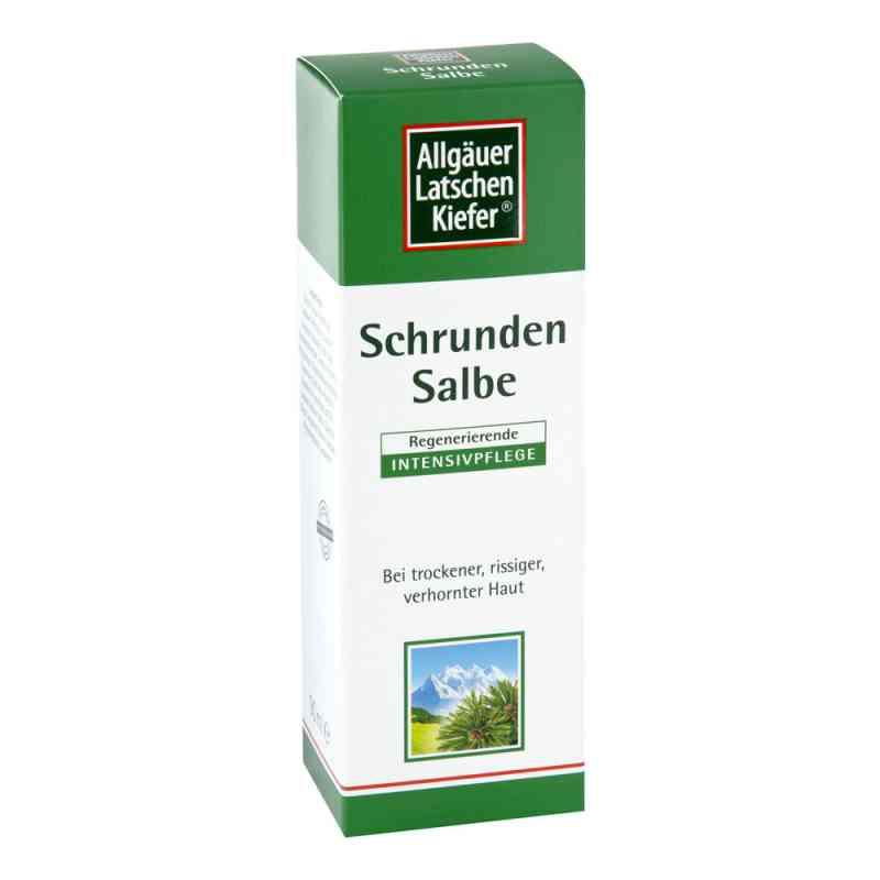 Allgaeuer Latschenk. maść na popękane stopy  zamów na apo-discounter.pl