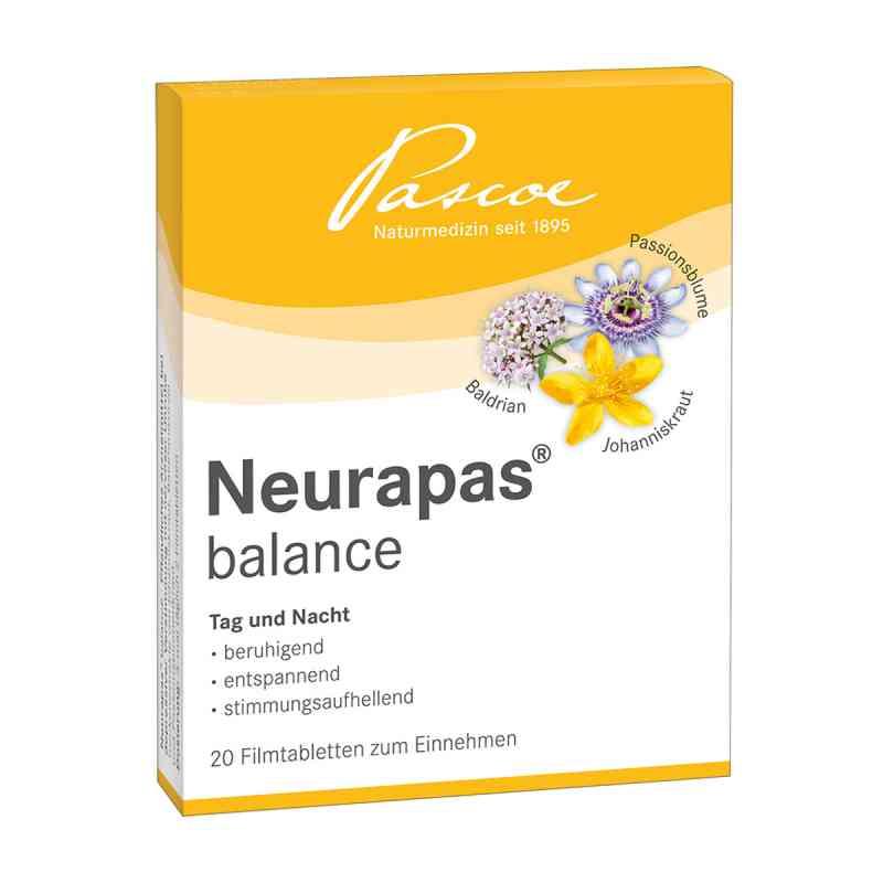 Neurapas Balance Filmtabl. zamów na apo-discounter.pl
