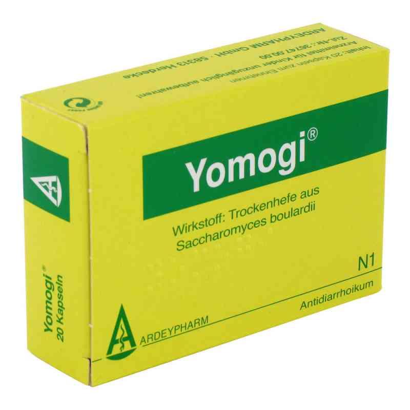 Yomogi Kapseln  zamów na apo-discounter.pl