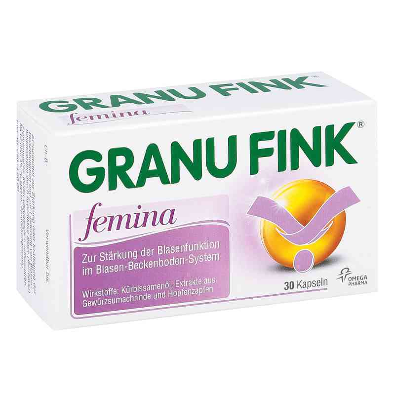 Granufink Femina Kapseln  zamów na apo-discounter.pl