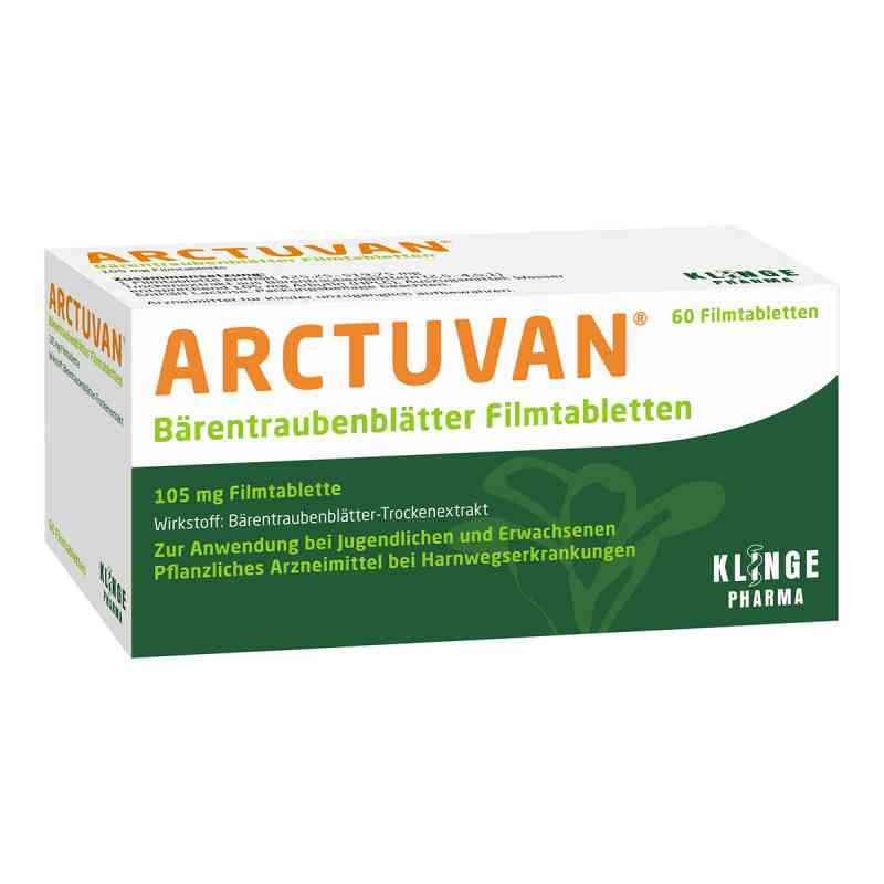 Arctuvan Baerentrauben Filmtabl. zamów na apo-discounter.pl
