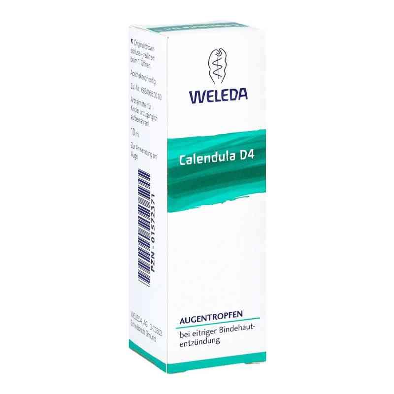 Weleda Calendula krople do oczu D4 zamów na apo-discounter.pl
