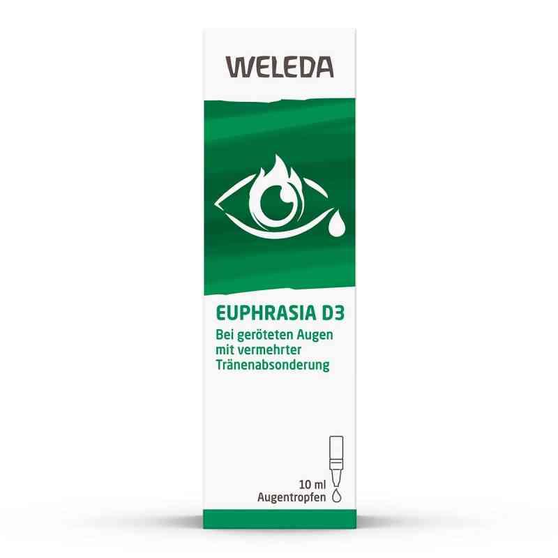 Euphrasia D 3 Augentr.  zamów na apo-discounter.pl