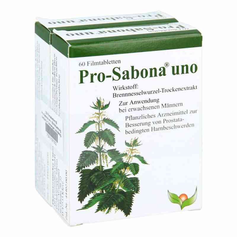 Pro Sabona uno Filmtabl. zamów na apo-discounter.pl