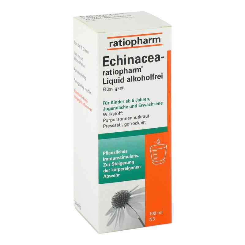Echinacea Ratiopharm roztwór bez alkoholu  zamów na apo-discounter.pl