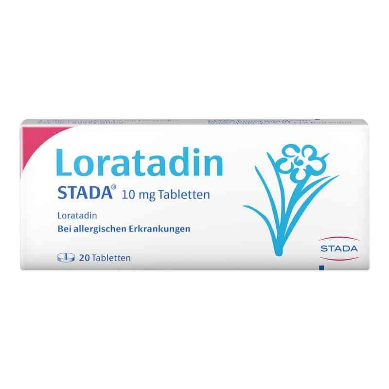 Loratadin Stada 10 mg Tabl.  zamów na apo-discounter.pl