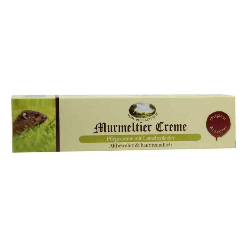 Murmeltier Creme mit Latschenkiefer  zamów na apo-discounter.pl