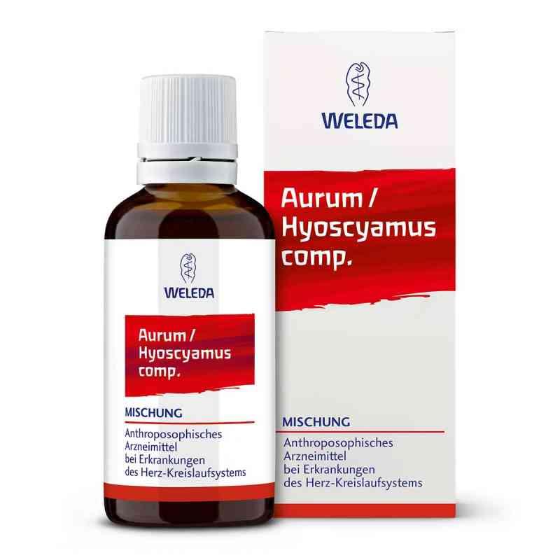 Weleda Aurum/hyoscyamus comp. Dil. krople zamów na apo-discounter.pl