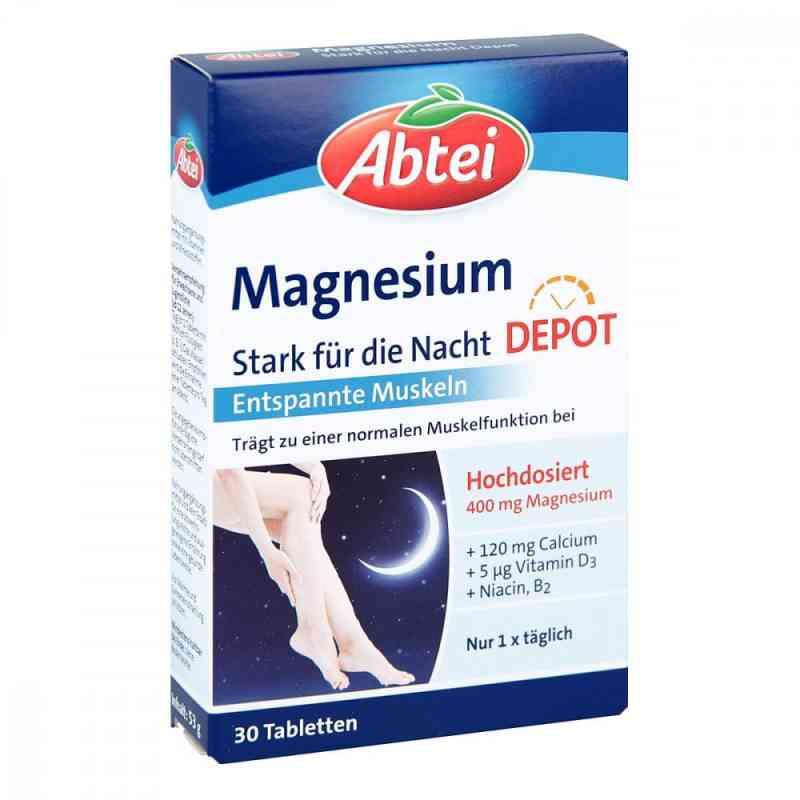 Abtei Magnez  Depot  tabletki na noc  zamów na apo-discounter.pl