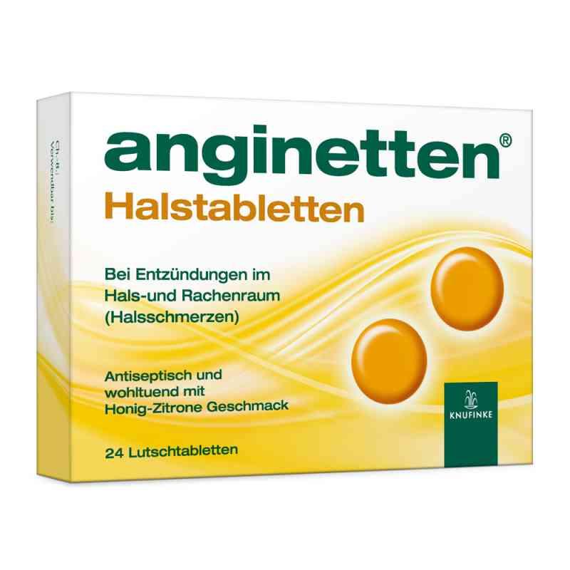 Anginetten tabletki na gardło zamów na apo-discounter.pl