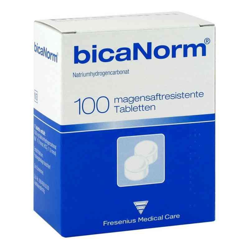 Bicanorm Tabl. magensaftr.  zamów na apo-discounter.pl