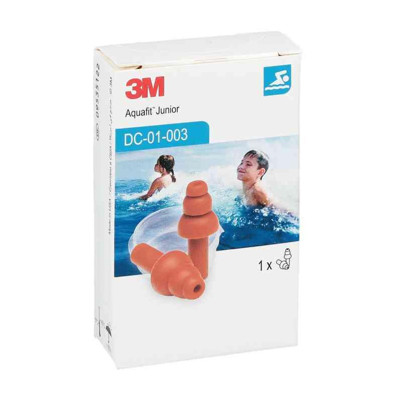 Ear Aquafit Junior stopery do uszu dla dzieci 2 szt. od Axisis GmbH PZN 01662186