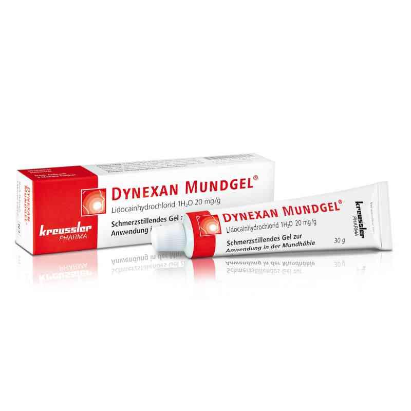 Dynexan Mundgel zamów na apo-discounter.pl