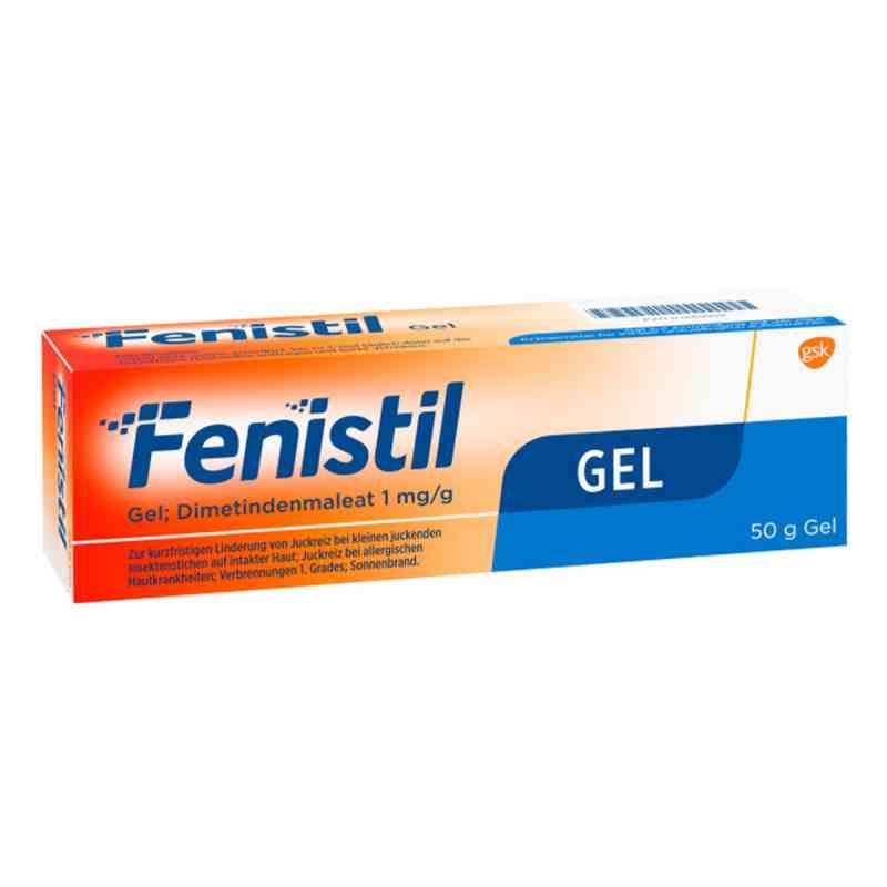 Fenistil żel  zamów na apo-discounter.pl