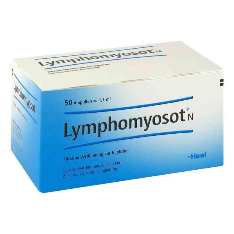 Lymphomyosot N Amp. zamów na apo-discounter.pl