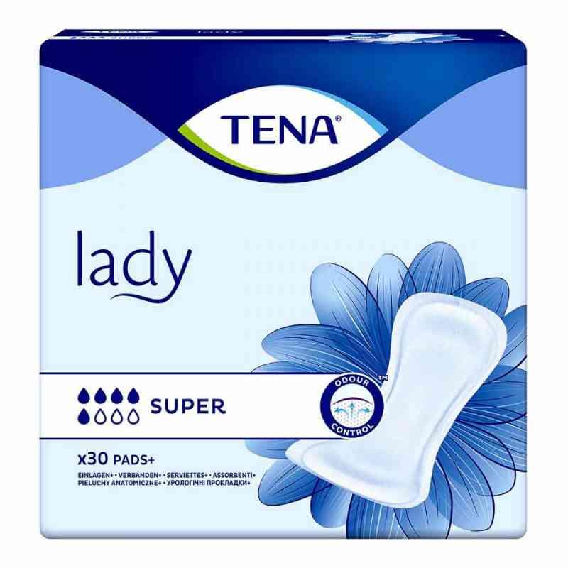 Tena Lady Super Pieluchy anatomiczne  zamów na apo-discounter.pl