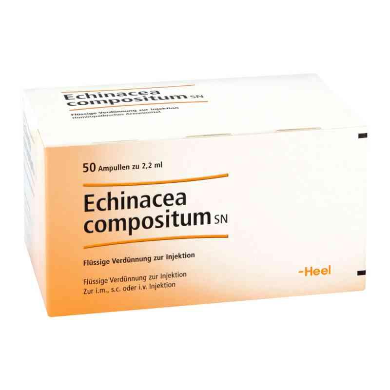 Echinacea Compositum Sn ampułki  zamów na apo-discounter.pl