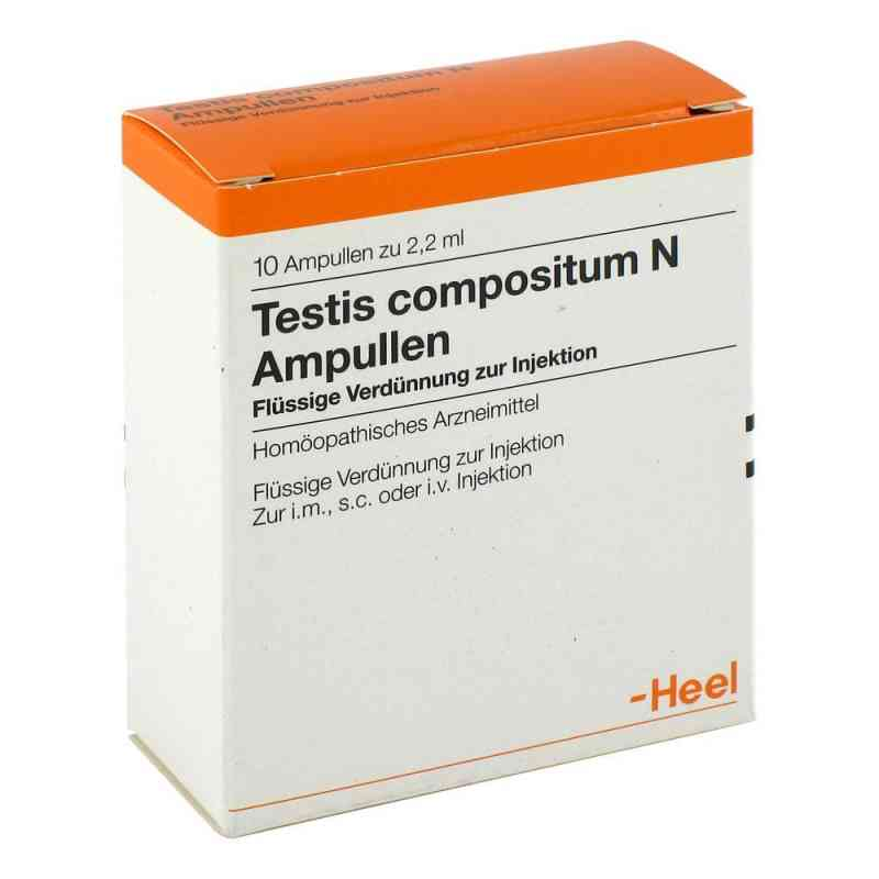 Testis Compositum N Amp. zamów na apo-discounter.pl