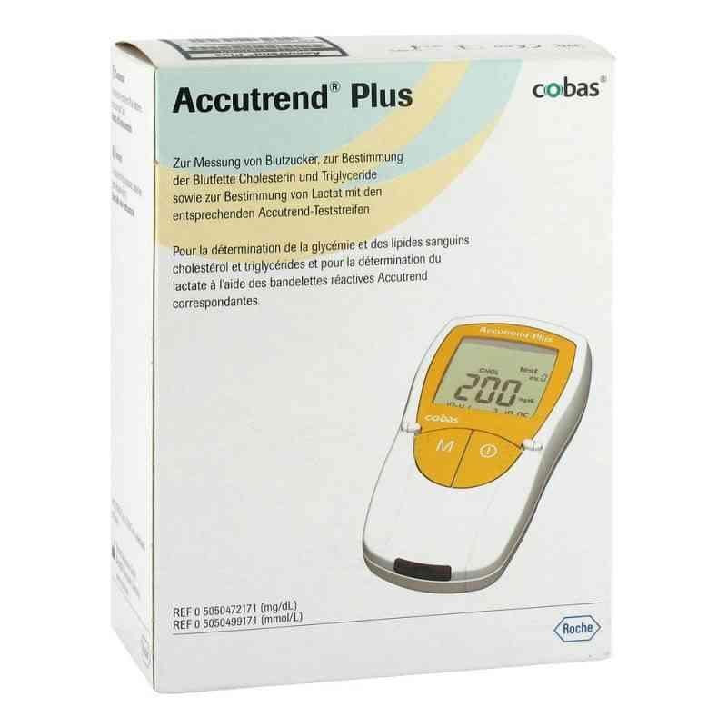 Accutrend Plus mmol/dl  zamów na apo-discounter.pl