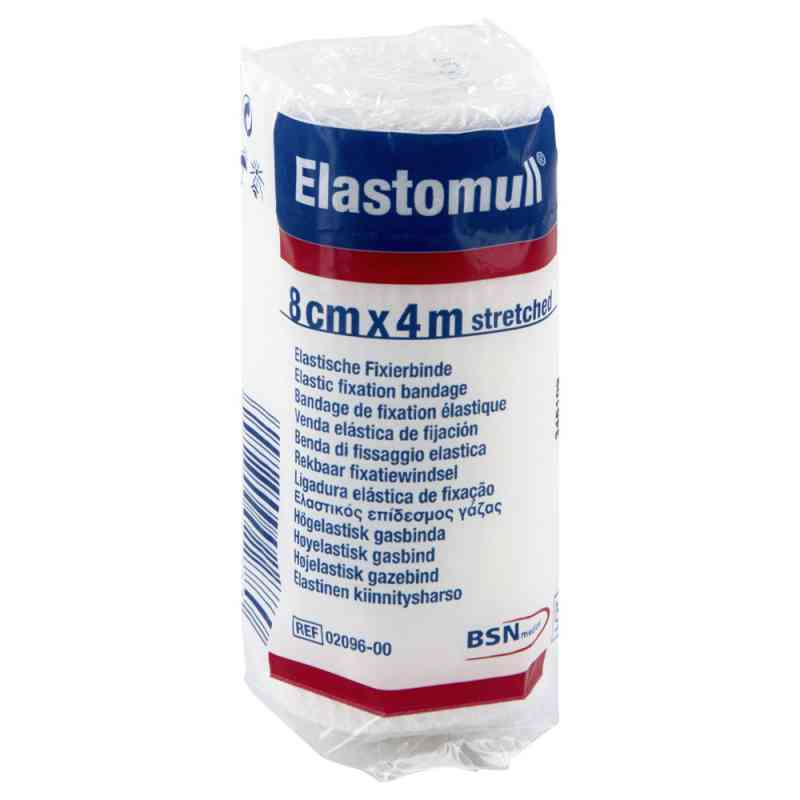Elastomull 4mx8cm 2096 opaska elastyczna  zamów na apo-discounter.pl