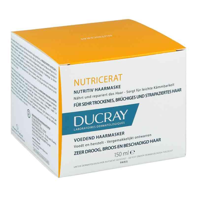 Ducray Nutricerat Ultra odżywcza maska do włosów zamów na apo-discounter.pl