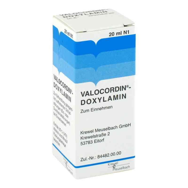 Valocordin Doxylamin Loesung  zamów na apo-discounter.pl