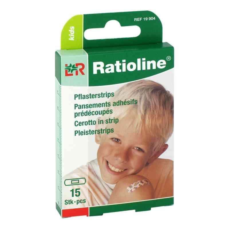 Ratioline kids Pflasterstrips  zamów na apo-discounter.pl