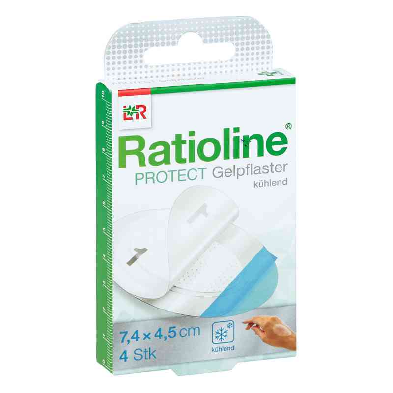 Ratioline protect plaster żelowy duży  zamów na apo-discounter.pl