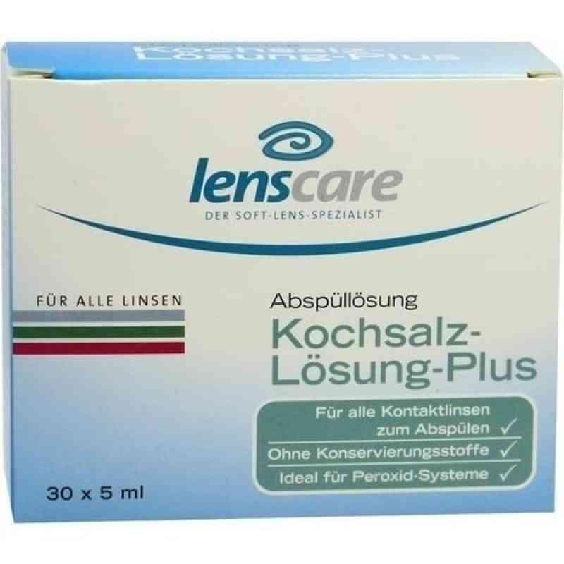 Lenscare Kochsalzloesung Plus  zamów na apo-discounter.pl