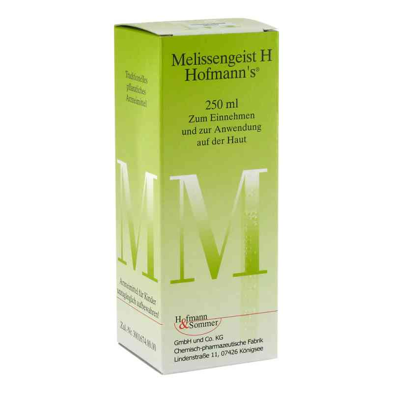 Melissen Geist H Hofmanns Tropfen  zamów na apo-discounter.pl