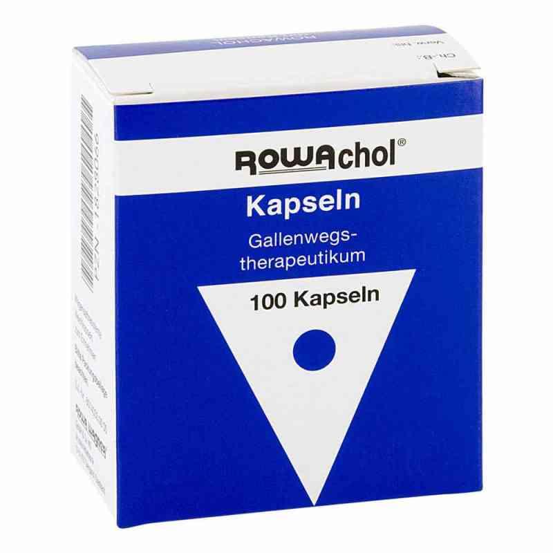 Rowachol kapsułki  zamów na apo-discounter.pl